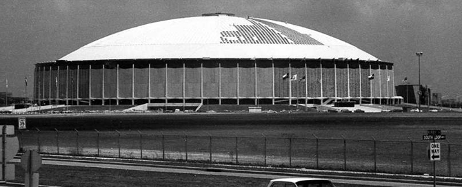 The Little-Known History of the Astrodome Roof